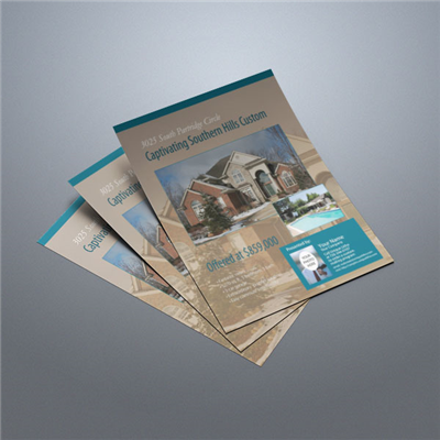 Property Flyer 013 (Tan)