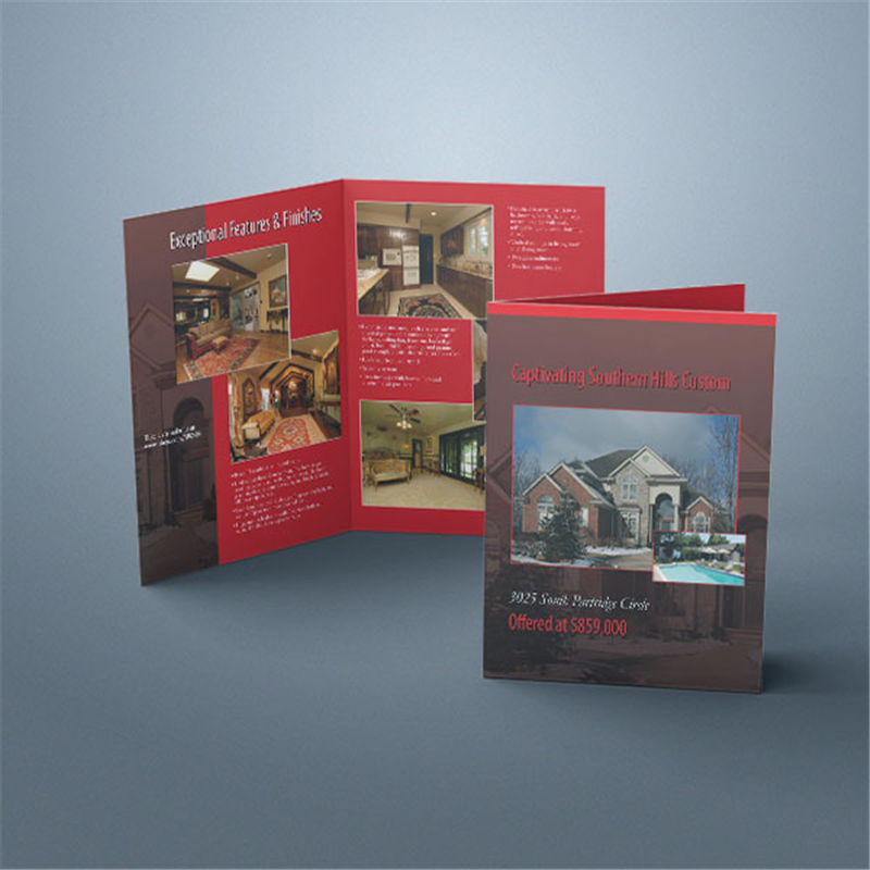 Property Brochure Book Style 6