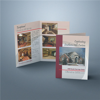 Property Brochure Book Style 9