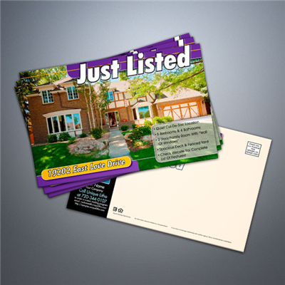 Just Listed Postcard 024