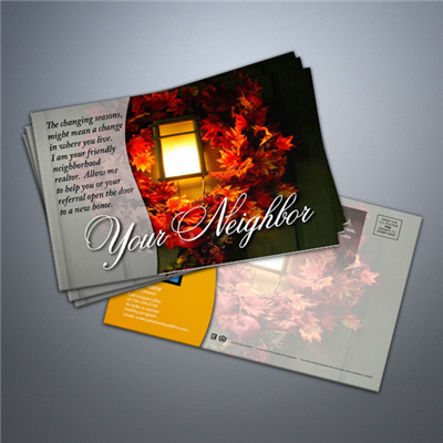 Your Neighbor Postcard 008