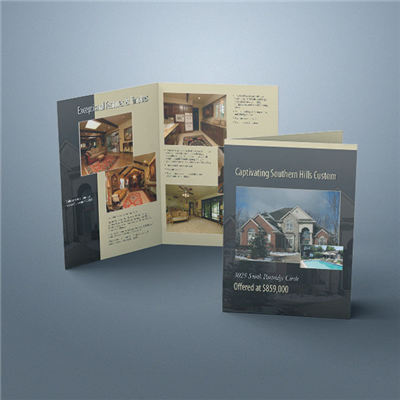 Property Brochure Book Style 5