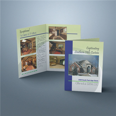 Property Brochure Book Style 7