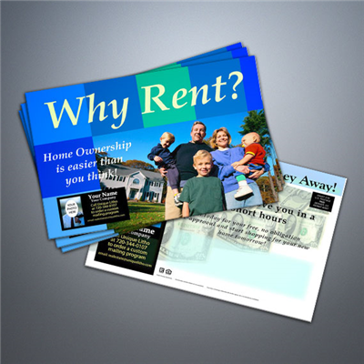 Renter Series Postcard 001
