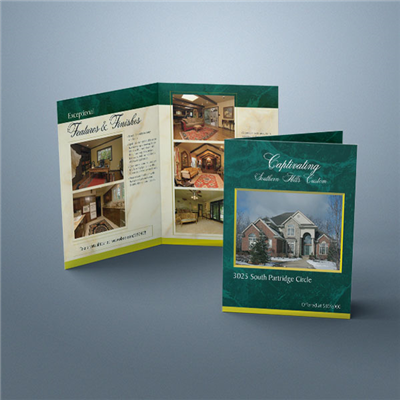 Property Brochure Book Style 13