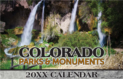 CO Parks and Monuments Calendar, Mini