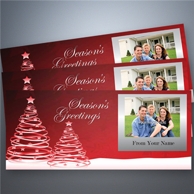 Holiday Photo Card 014