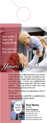 Your Neighbor Door Hanger 003 Mother
