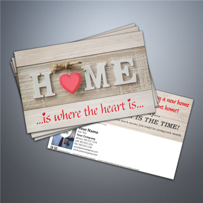 Valentine's Day - Home is Where The Heart Is