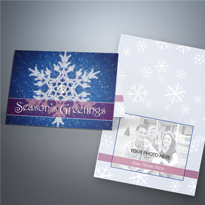 Holiday Photo Greeting Card 001