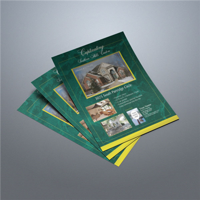 Property Flyer 012 (Green)