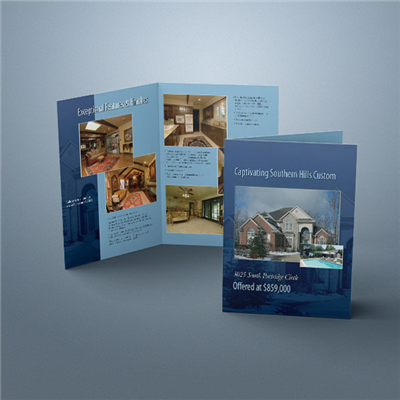 Property Brochure Book Style 4